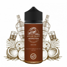 Steam Train - INSPECTOR 120ml
