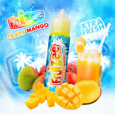 Eliquid France Fruizee Crazy Mango