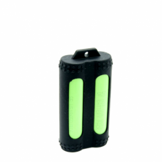 Silicone Case for 2 Batteries